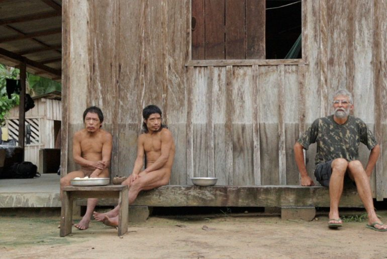 Piripkura, a história (realidade) dos dois últimos sobreviventes desse povo.