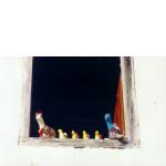 1 Aiuruoca mais que cachoeiras Andeira galinhas na janela